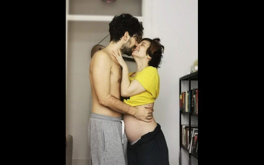 Cecília Henriques, gravidez, quase nua, falta de higiene