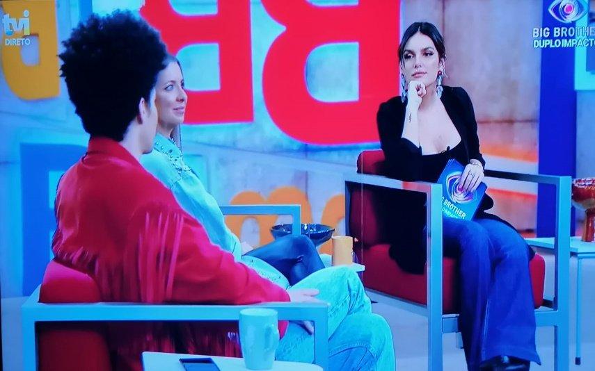 Big Brother, TVI, Luís Borges, Gonçalo Quinaz, Jéssica Nogueira