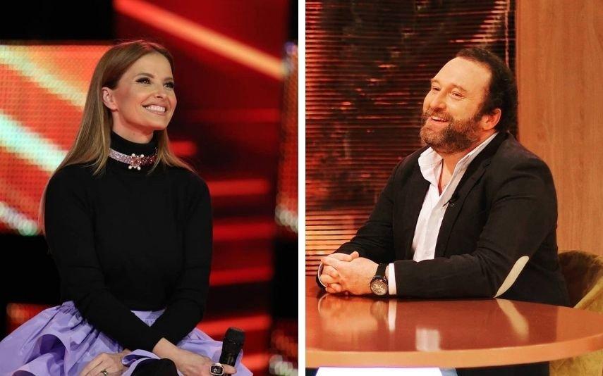 Cristina Ferreira quer Eduardo Madeira no programa que irá conduzir na antena da TVI