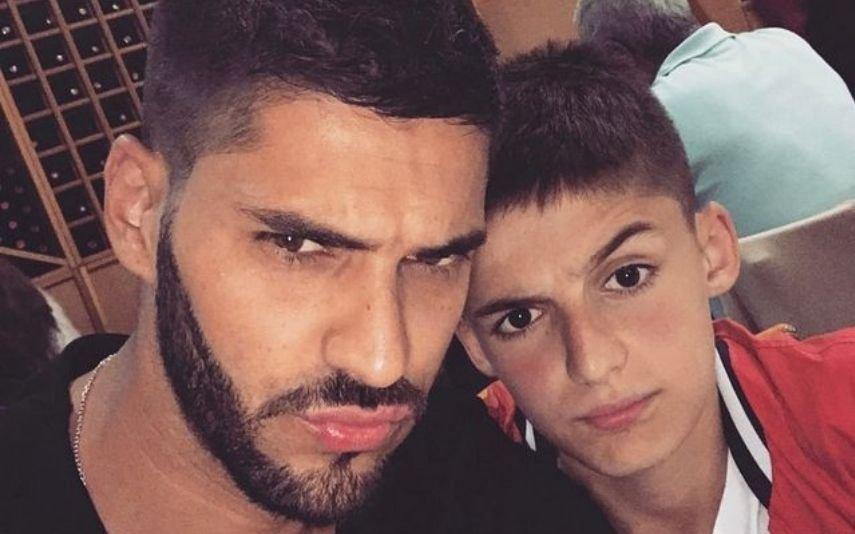 Gonçalo Quinaz e o filho, Martim