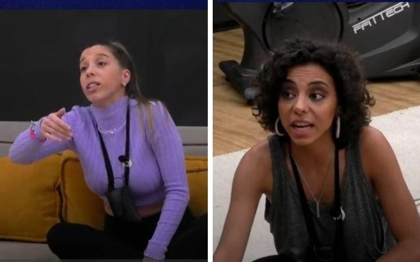 "Sónia Jesus e Jéssica Fernandes discutiram na casa do ""Big Brother"""