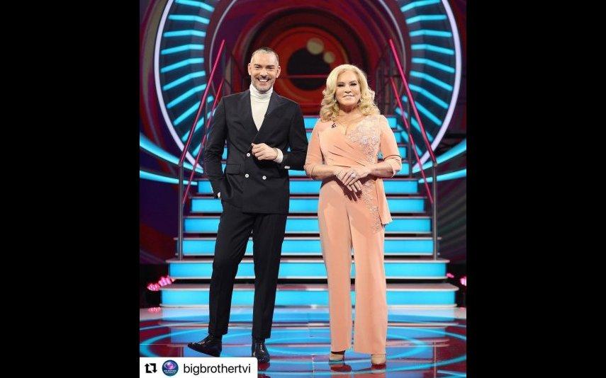 """Big Brother"", Sofia Sousa, Teresa Guilherme, Cláudio Ramos"