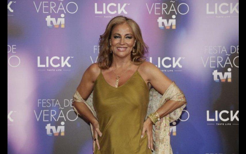 "Alexandra Lencastre vai ser substituída na novela da SIC ""Amor, Amor"""