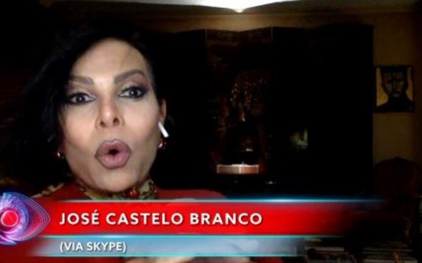 """José Castelo Branco chamou """"acompanhante"""" a Jéssica Nogueira"""
