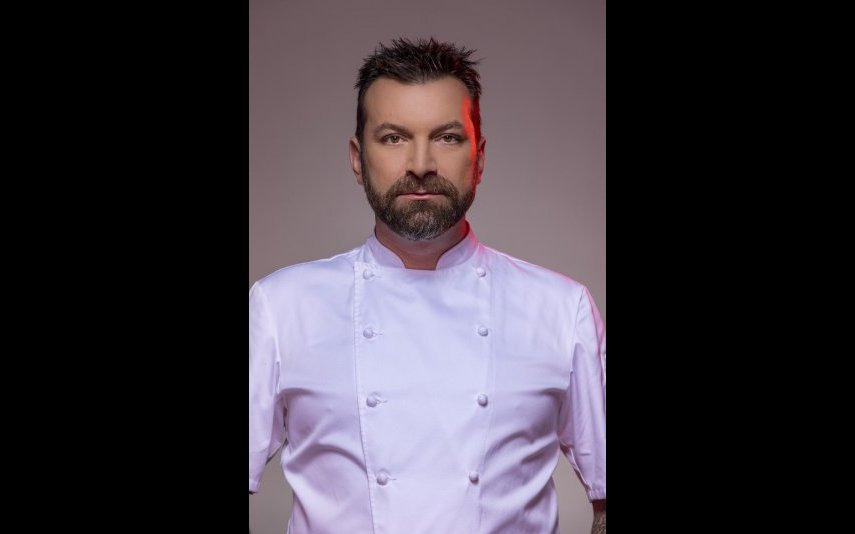 Ljubomir Stanisic regressa ao ecrã a 14 de março com a apresentação de Hell's Kitchen