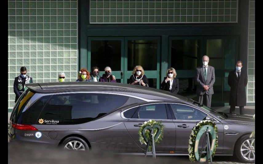 Funeral de Maria José Valério