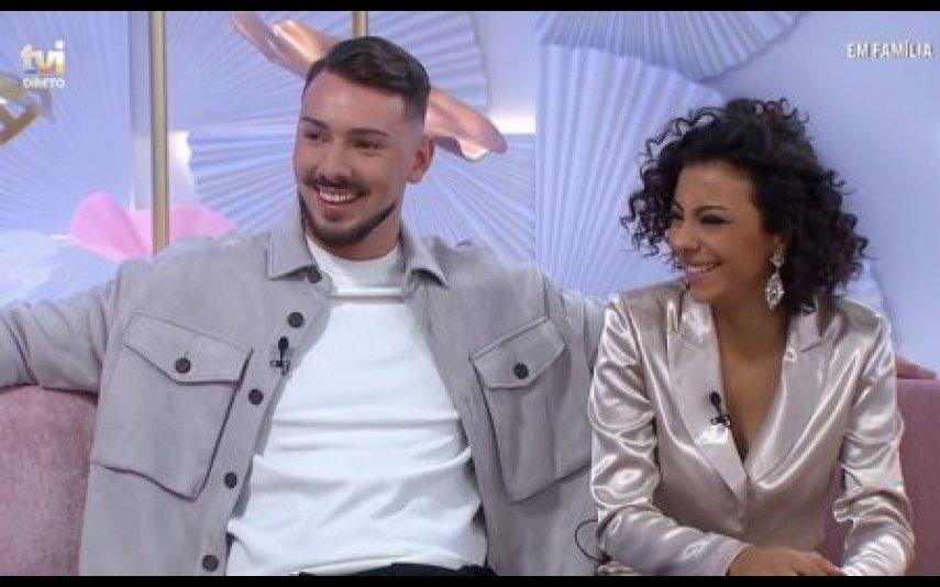 """Jéssica Fernandes e Renato Ribeiro conheceram-se no """"Big Brother – A Revolução"""""""
