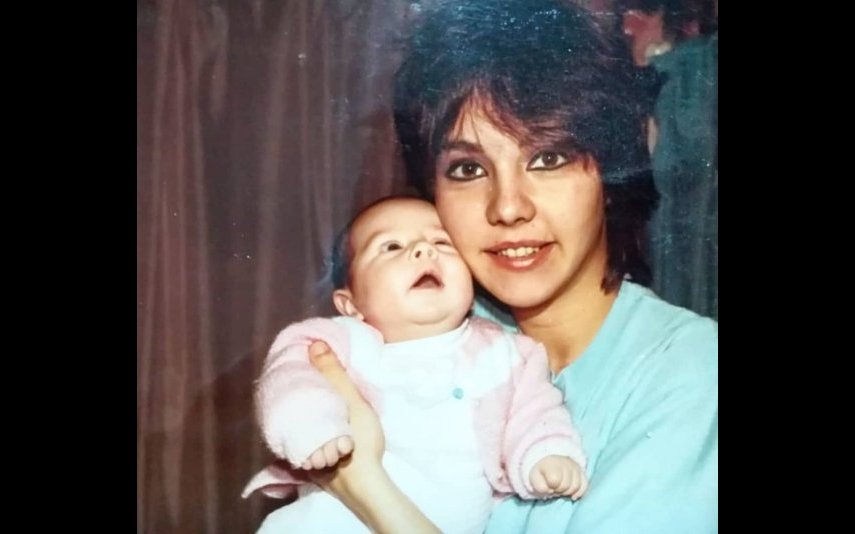 Eis a fotografia partilhada por Sara Norte no dia em que celebra 38 anos