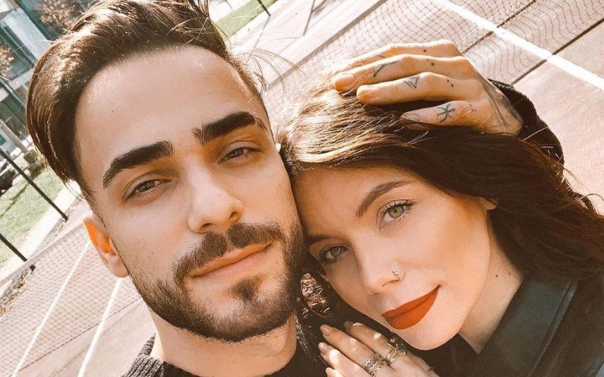 Mel Jordão e Diogo Piçarra