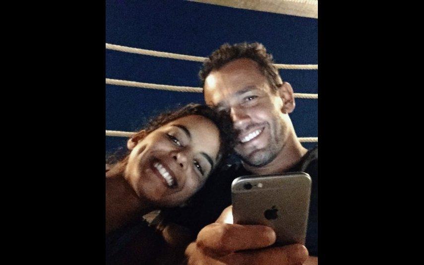 Sara Matos e Pedro Teixeira