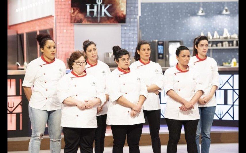 """Hell's Kitchen"" é exibido aos domingos à noite na SIC"