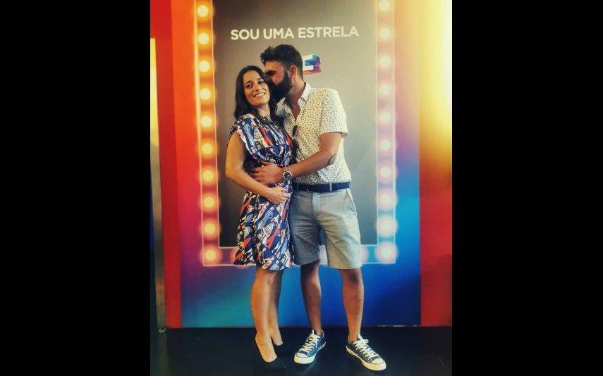 Anabela Santana, nome, sexo, bebé, Casados à Primeira Vista, SIC, Júlia