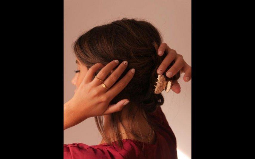 molas de cabelo