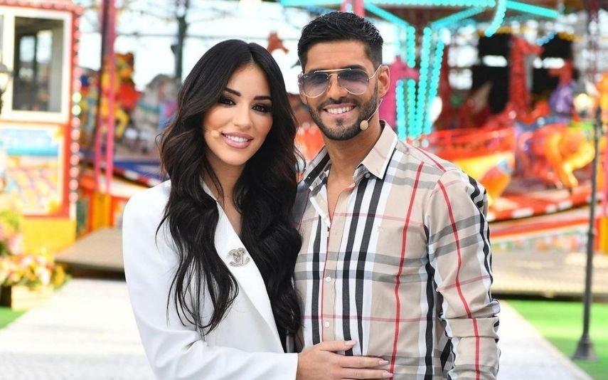 Jéssica Nogueira e Gonçalo Quinaz já não namoram