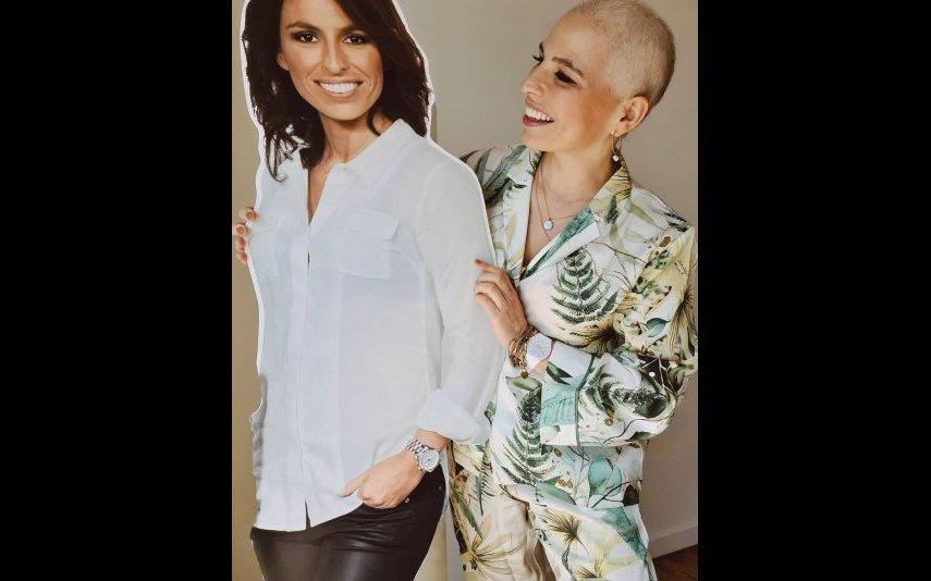 Joana Cruz, cancro na mama, sobrancelhas, RFM, expressão do olhar
