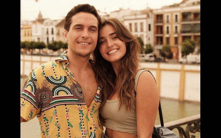 Angie Costa e Miguel Coimbra vão ser pais pela primeira vez