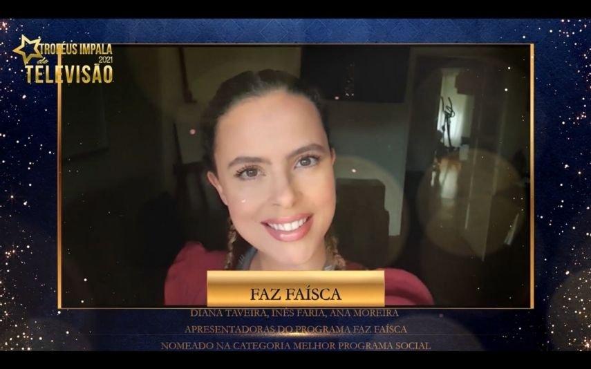 """Troféus Impala de Televisão 2021 - """"Faz Faísca"""""""