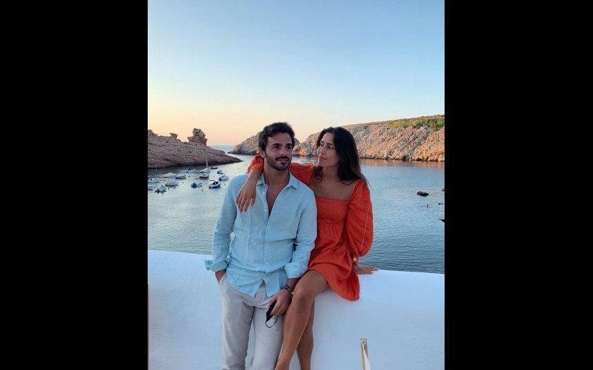 Anita da Costa e o marido Tomás Castanheira