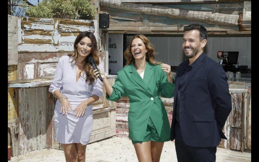Maria Cerqueira Gomes, Cristina Ferreira, TVI, Amor Acontece, Pedro Teixeira