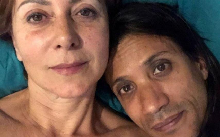 Maria João Abreu e João Soares
