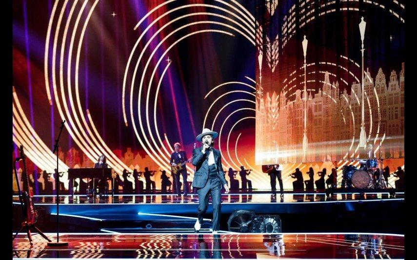 The Black Mamba representam Portugal no Festival Eurovisão da Canção que acontece este ano nos Países Baixos