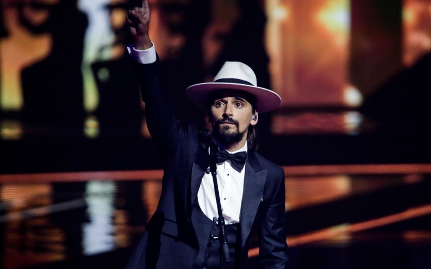Eurovisão, The Black Mamba, Portugal, final, Love Is On My Side