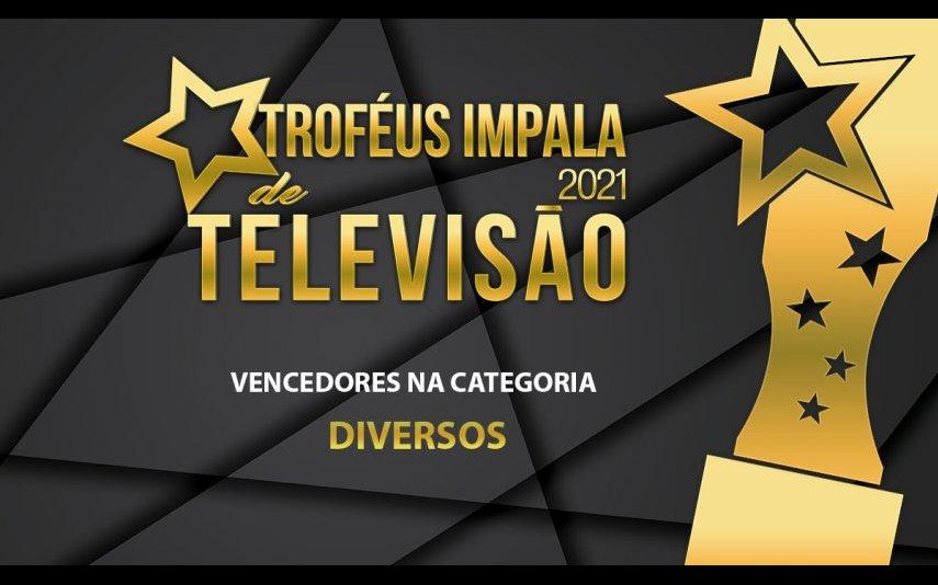 Troféus Impala de Televisao 2021