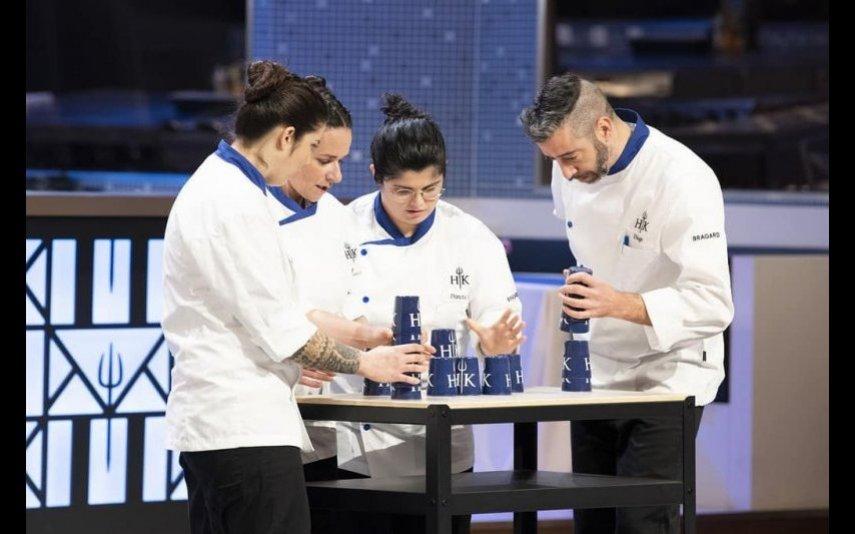 Hell's Kitchen, SIC, Ljubomir Stanisic, Francisca Dias
