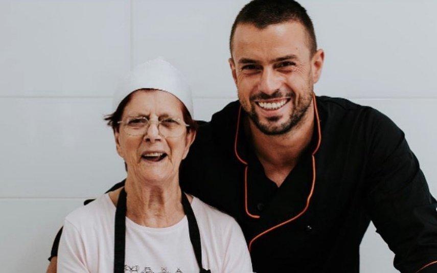 Marco Costa, avó, Vanessa Martins, Casa dos Segredos