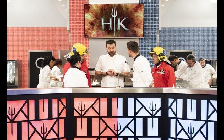 """Lucas Fernandes ficou indignado por não ter ganho o """"Hell's Kitchen"""""""