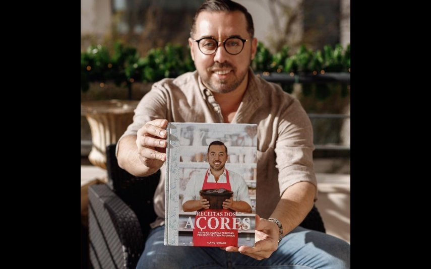Flávio Furtado, livro de receitas, prémio internacional