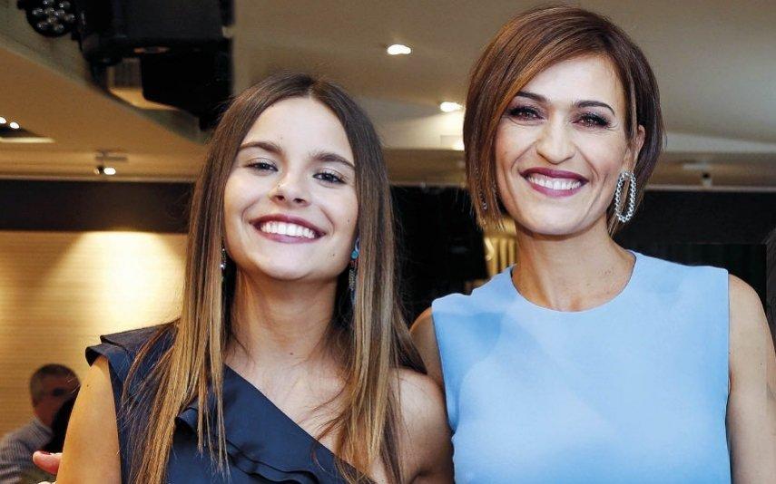 Fátima Lopes, filha, apresentadora, curso, fisioterapia, TVI, livro, profissão