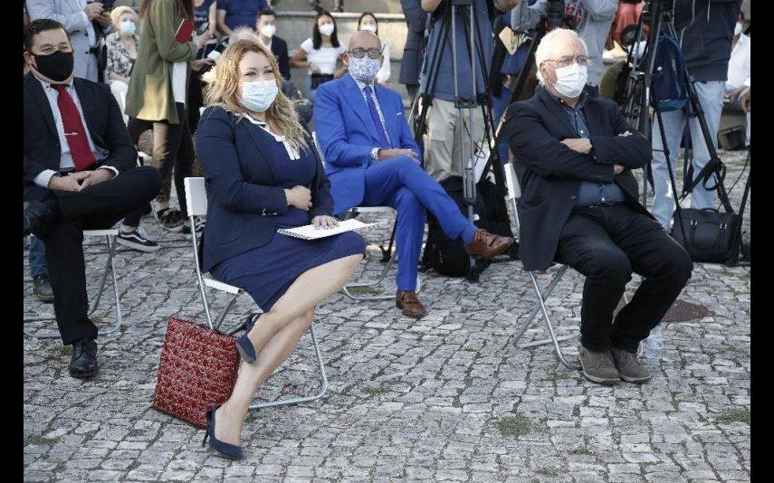 Suzana Garcia elogia Manuel Luís Goucha e defende-o das críticas