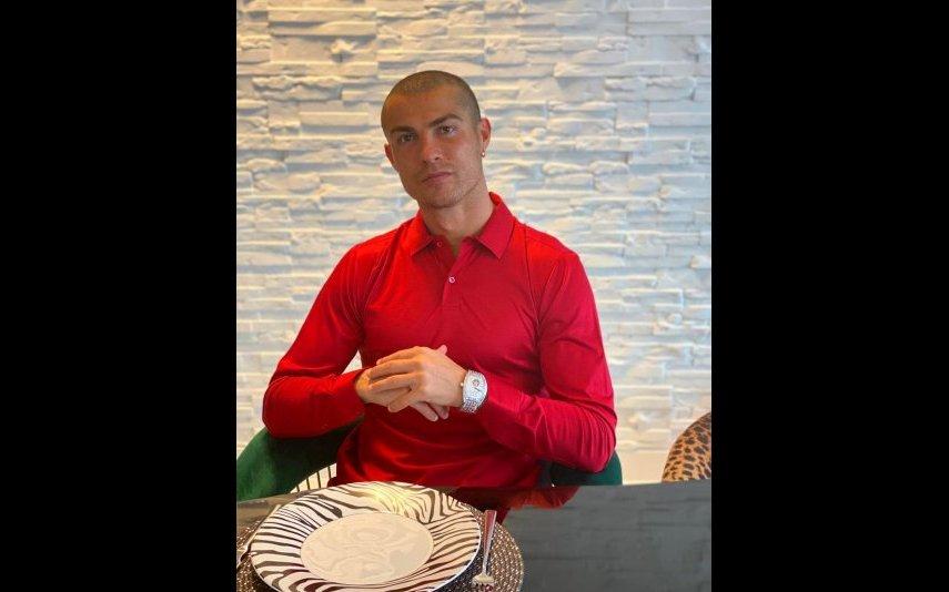 Fernando Mendes, Cristiano Ronaldo, imagem, redes sociais, imitação