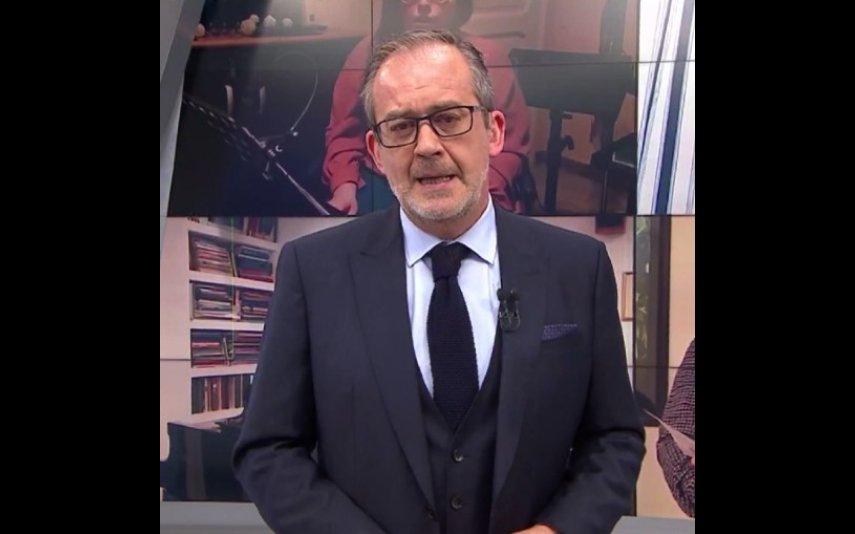 Filha de José Alberto Carvalho está a ser ameaçada