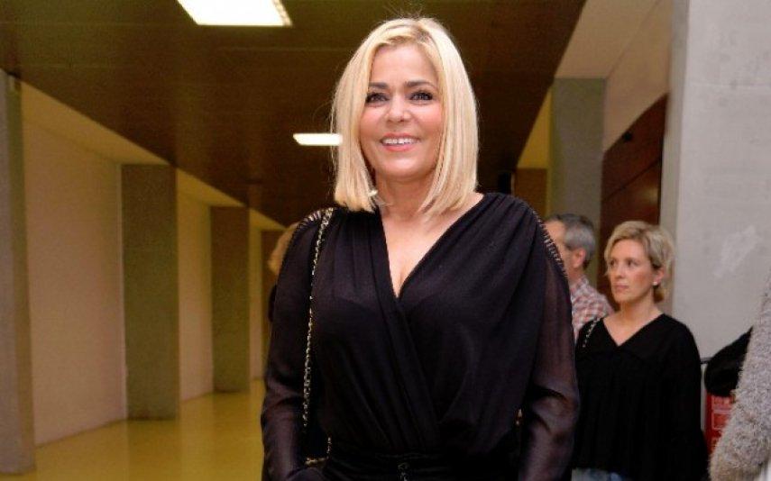 Fernanda Antunes ainda está longe de recuperar o sorriso de outros tempos