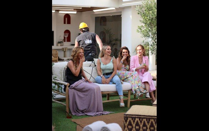 """Os apresentadores de """"O Amor Acontece"""" conversaram com Cristina Ferreira"""