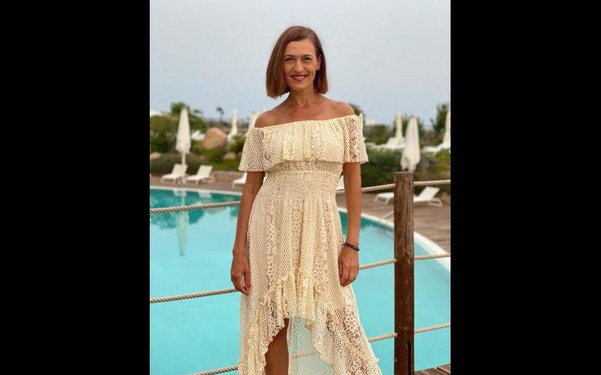 Fátima Lopes está de férias no Algarve com os filhos