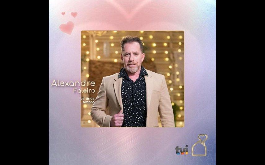 O Amor Acontece, TVI, Helena, Alexandre, reaproximação, tampa