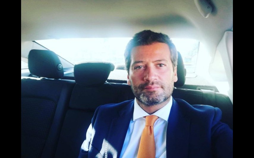 André Ventura e Otelo Saraiva de Carvalho
