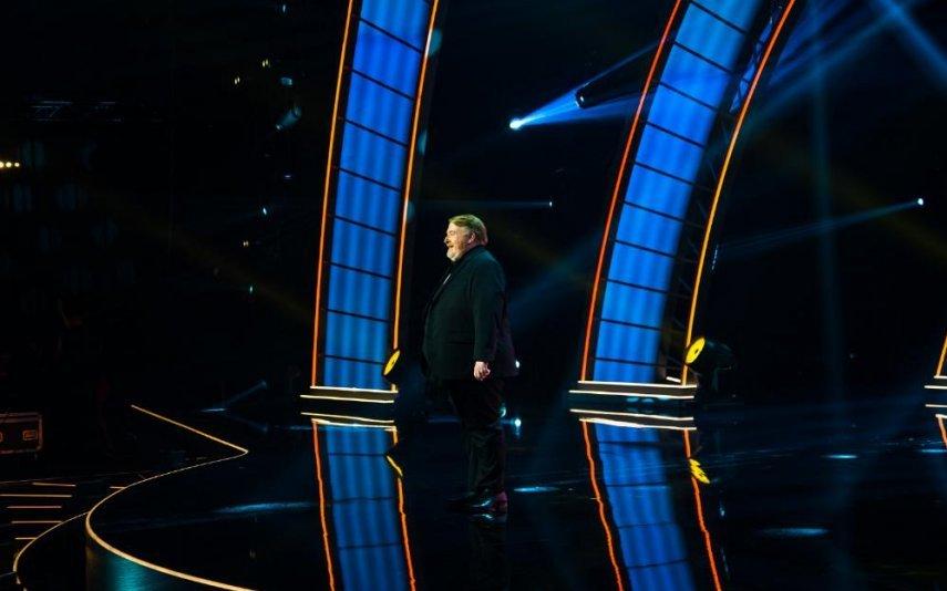"""Martin Callaghan em """"Got Talent Portugal"""", da RTP1"""