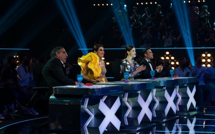 """Os jurados do """"Got Talent Portugal"""", da RTP1"""