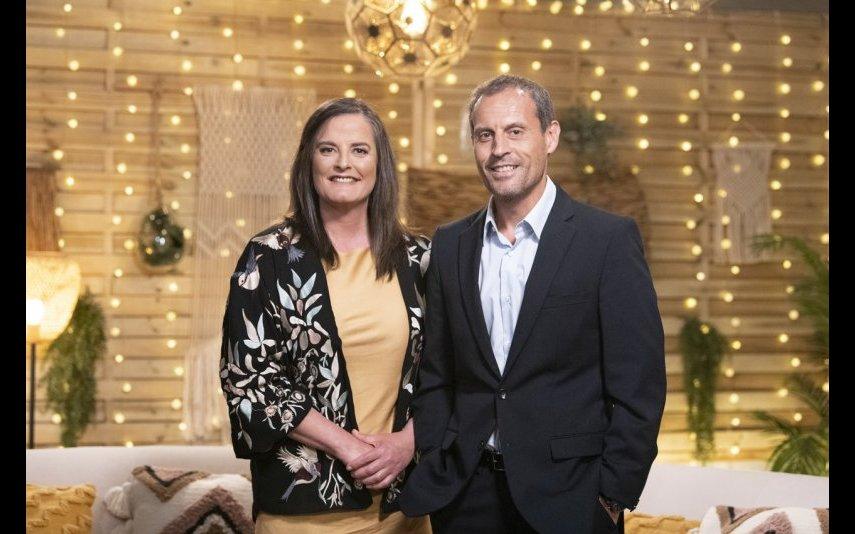 """A terceira ronda de """"O Amor Acontece"""" ficou marcada por conflitos entre Júlio Vilaça e Maria João Afonso"""