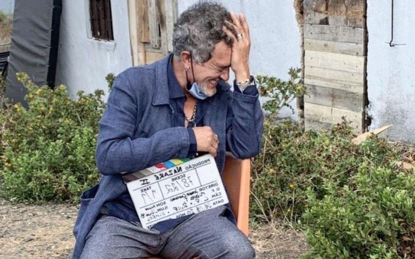 Há um ano, Rogério Samora acusava a pressão do trabalho