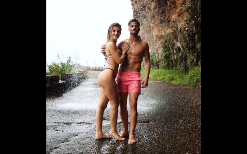 Rui Pedro Figueiredo e Jéssica Antunes vão ser pais pela primeira vez