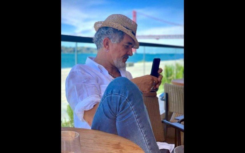 """Amiga de Rogério Samora fala de """"morte em vida"""" e diz que o ator """"não voltará"""" a representar"""