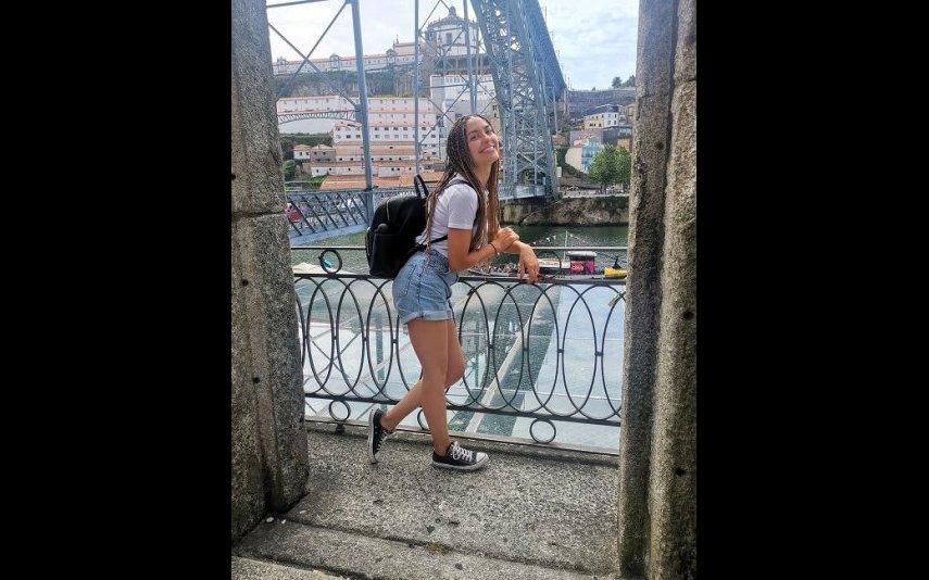 Sara Barradas meteu-se numa aventura