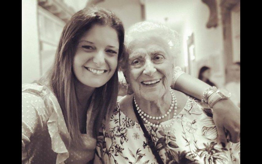 Maria Botelho Moniz revela pedido da avó ao fazer 90 anos