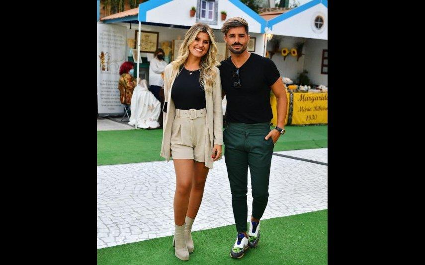 Rui Pedro Figueiredo e Jéssica Antunes não podiam estar mais felizes com a chegada de um bebé