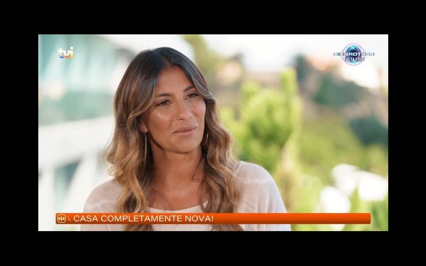 Isabel Figueira sofreu um burnout e foi encontrada pelo pai no chão da cozinha